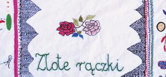 Podstawy haftu w Muzeum Miasta Jaworzna
