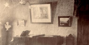 W saloniku XIX wiecznym i w domu robotnika