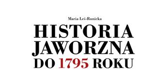Historia Jaworzna do 1795 roku