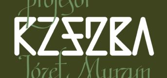 prof. Józef Murzyn | RZEŹBA | wernisaż 12.02.2021